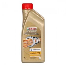 Моторное масло Castrol EDGE Professional LongLife III 5W30