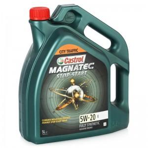 Моторное масло Castrol Magnatec Stop-Start 5W20