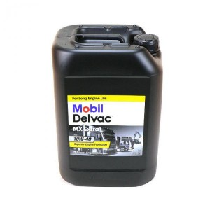 Моторное масло Mobil Delvac MX Extra 10W40