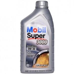 Моторное масло Mobil Super 3000 Formula LD 0W30