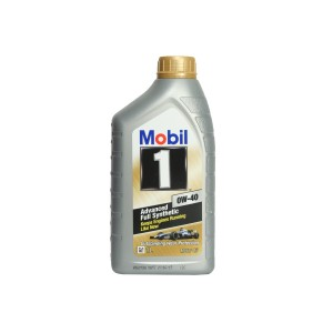 Моторное масло Mobil 1 0W40