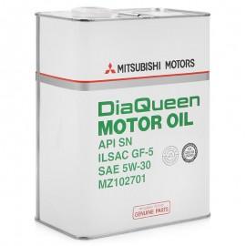 Моторное масло Mitsubishi Diaqueen 5W30