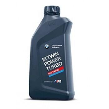 Моторное масло BMW M TwinPower Turbo 10W60