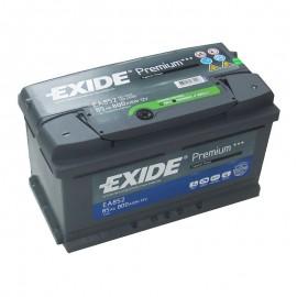 Аккумулятор Exide Premium 85Ah/800 прав+/обратная 315*175*175