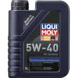 Моторное масло LIQUI MOLY Optimal Synth 5W40