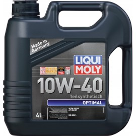 Моторное масло LIQUI MOLY Optimal 10W40