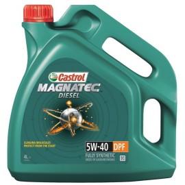 Моторное масло CASTROL Magnatec Diesel 5W40