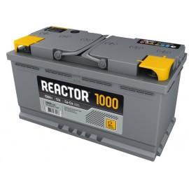Аккумулятор Аком Reactor 100Ah/1000 лев+/прямая 355*177*190