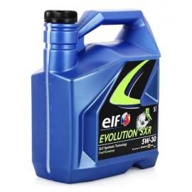 Моторное масло ELF EVOLUTION 900 SXR (Evolution SXR) 5W30