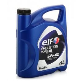 Моторное масло ELF EVOLUTION 900 SXR (Evolution SXR) 5W40