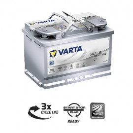 Аккумулятор VARTA E39 70Ah/760 прав+/обратная 278*175*190