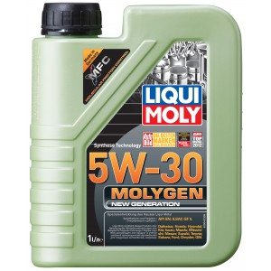 Моторное масло LIQUI MOLY Molygen New Generation 5W30 HC