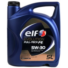 Моторное масло ELF EVOLUTION Full-tech FE 5W30