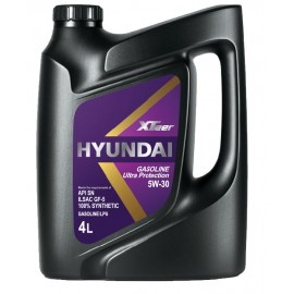 Моторное масло Hyundai XTeer Gasoline Ultra Protection 5W30