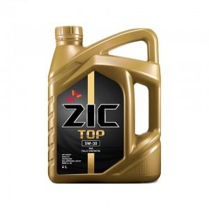 Моторное масло ZIC TOP 5W30