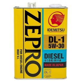 Моторное масло IDEMITSU ZEPRO DIESEL 5W30