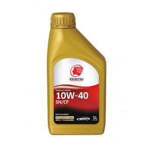 Моторное масло IDEMITSU 10W40 SN/СF