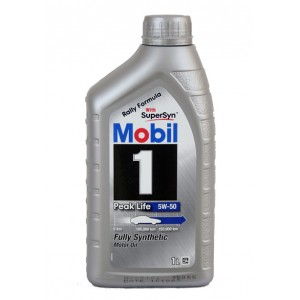 Моторное масло MOBIL 1 5W50