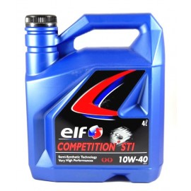 Моторное масло ELF EVOLUTION 700 STI (Competition STI) 10W40