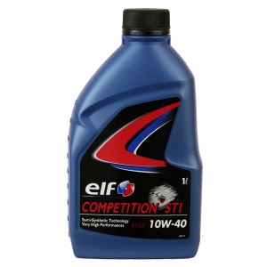 Моторное масло ELF EVOLUTION 700 STI (Competition STI) 10W40