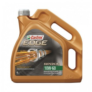 Моторное масло CASTROL EDGE SUPERCAR 10W60