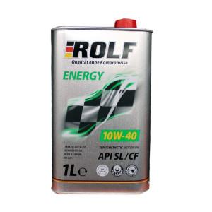Моторное масло Rolf Energy 10W40