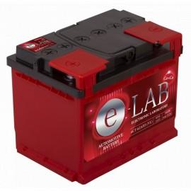 Аккумулятор ELAB 62Ah/580 прав+/обратная 242*175*190