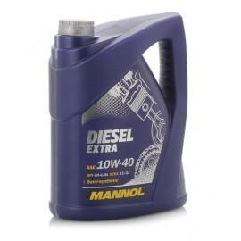 Моторное масло MANNOL Diesel Extra 10W40
