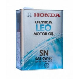 Моторное масло HONDA Ultra Leo 0W20