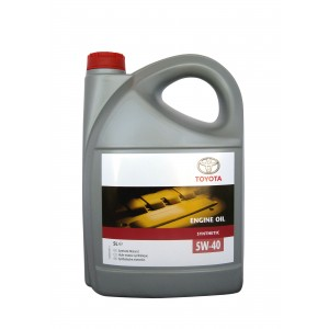 Моторное масло TOYOTA Engine Oil 5W40