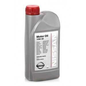 Моторное масло NISSAN Motor Oil 10W40