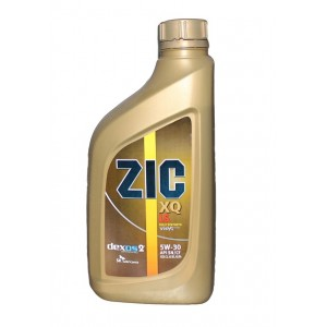 Моторное масло ZIC X9 (XQ) 5W30