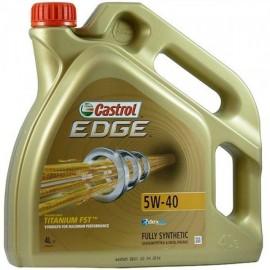 Моторное масло CASTROL EDGE TITANIUM FST 5W40