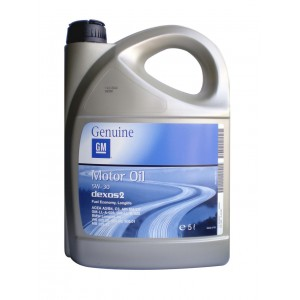 Моторное масло GM Dexos2 5W30