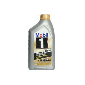 Моторное масло Mobil 1 0W40