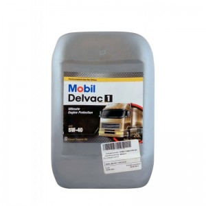 Моторное масло Mobil Delvac 1 5W40