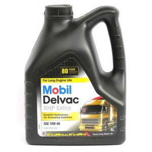 Моторное масло Mobil Delvac XHP Extra 10W40
