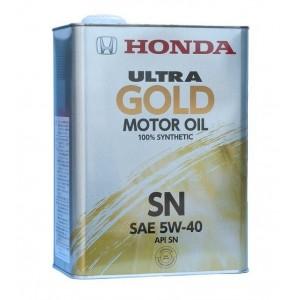 Моторное масло HONDA Ultra Gold 5W40