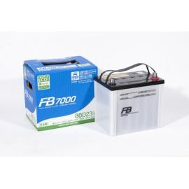 Аккумулятор FURUKAWA BATTERY FB7000 68Ah/550 прав+/обратная 230*169*225