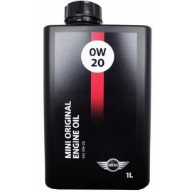 Моторное масло BMW MINI Original Engine Oil Longlife-14 0W20