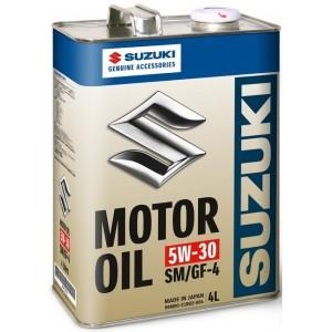 Моторное масло SUZUKI 5W30