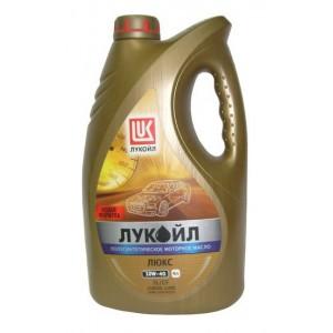 Моторное масло Лукойл Люкс 10W40