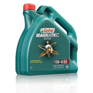 Моторное масло CASTROL Magnatec Diesel 10W40