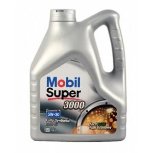 Моторное масло MOBIL Super 3000 FE 5W30