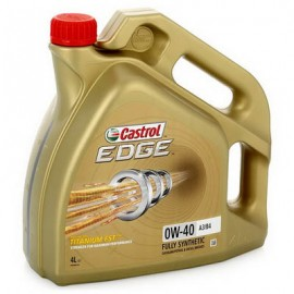 Моторное масло CASTROL EDGE TITANIUM FST 0W40