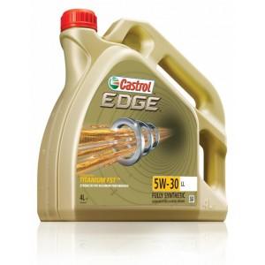 Моторное масло CASTROL EDGE TITANIUM FST 5W30