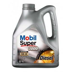 Моторное масло MOBIL Super Diesel 3000 5W40