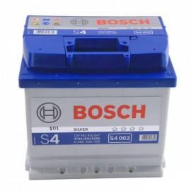 Аккумулятор Bosch S4 002 Silver 52Ah/470 прав+/обратная 207*175*190