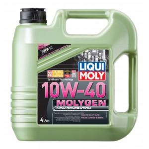Моторное масло LIQUI MOLY Molygen New Generation 10W40