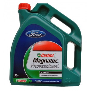 Моторное масло CASTROL FORD Magnatec Professional 5W20